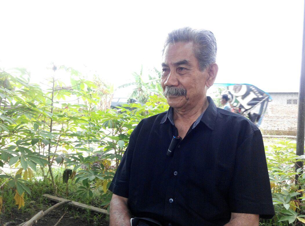 H. Mansjur Embas, Masyarakat adat Ammatoa Kajang, Bulukumba