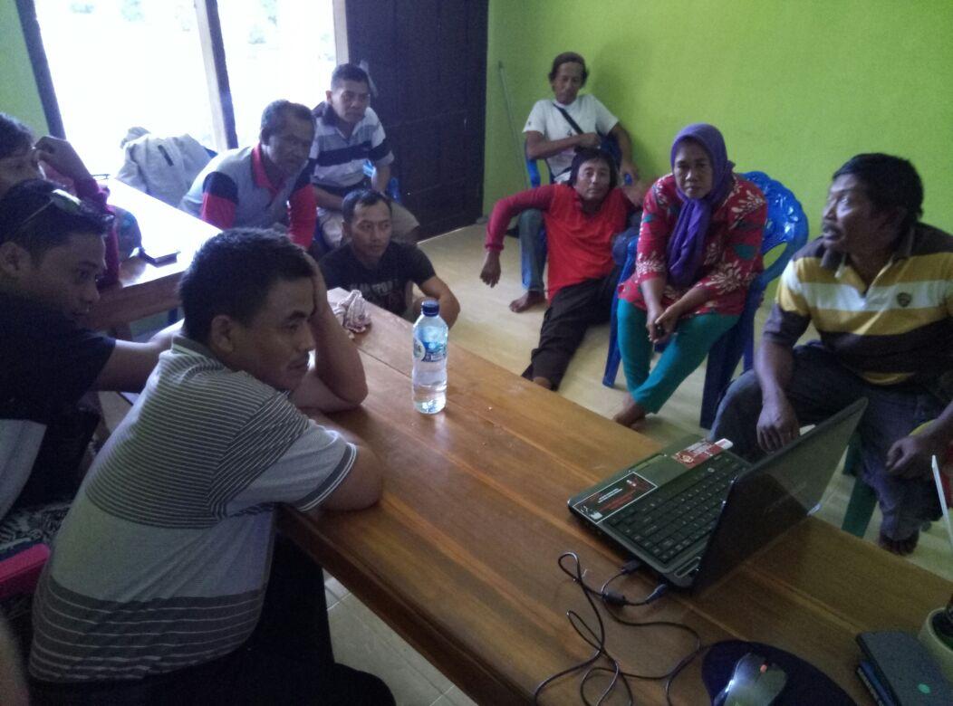 Pengolahan Data Hasil Pemetaan_ Kegiatan SLPP Jatim Photo by Ubed Anom