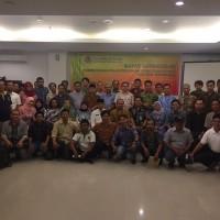 Rapat Pembentukan Pokja Percepatan Perhutanan Sosial Prov. Bengkulu. Photo by Ady Saputra_SLPP Bengkulu