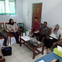 Konsolidasi SLPP bersama BAppeda Kab. BIMA