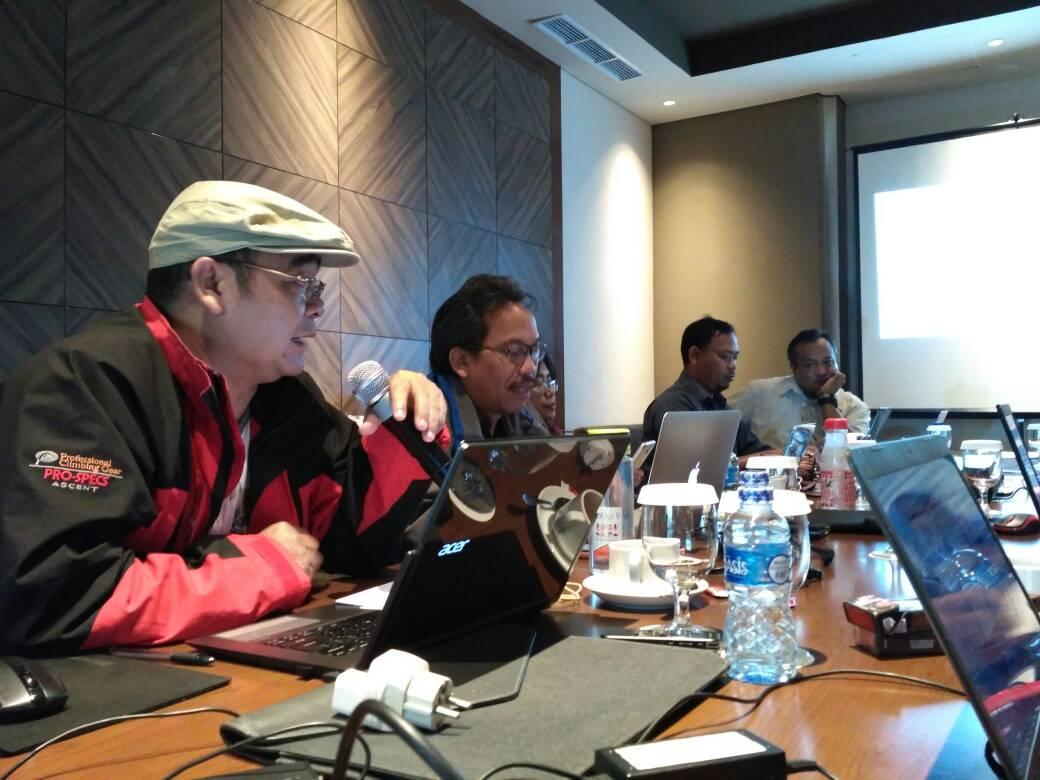 Matheus Pilin, Dewan Nasional JKPP pada Renstra JKPP 2017-2021_1