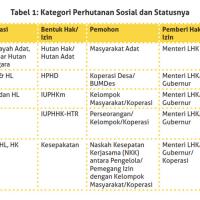 kategori PS dan statusnya