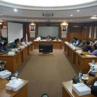 Audiensi Masyarakat Adat Tano Batak dengan Menhut, Siti Nurbaya