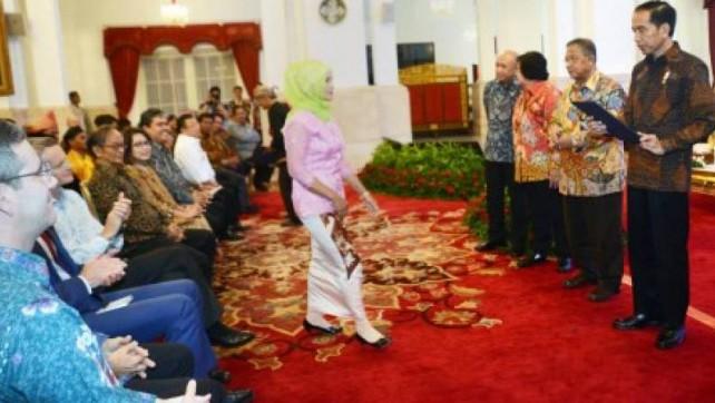 Jokowi Tetapkan 9 Hutan untuk Masyarakat Adat