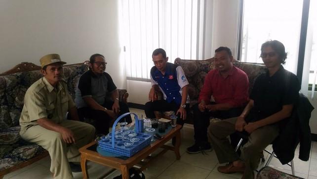 JKPP Fasilitasi Pemetaan Tata Ruang Desa Margaluyu Ciamis