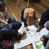 Peran perempuan dalam pemetaan partisipatif