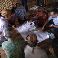 Perencanaan Pemetaan Partisipatif Desa Warungbanten