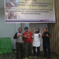 Konsolidasi SLPP Region Sumatera