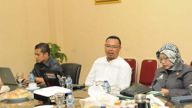 JKPP Sampaikan Hasil Pemetaan Partisipatif Kepada Bupati Lebak, Banten