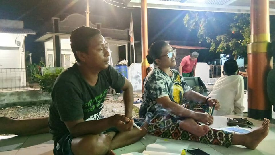 Konsolidasi Nelayan Pulau Pari Menolak Ranperda RZWP3K