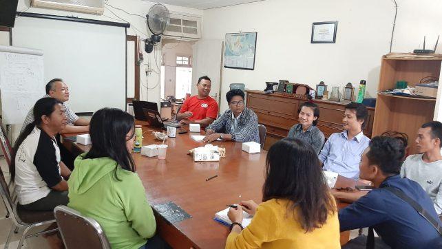 Sharing Pemetaan Partisipatif Dengan Kelompok Muda Myanmar