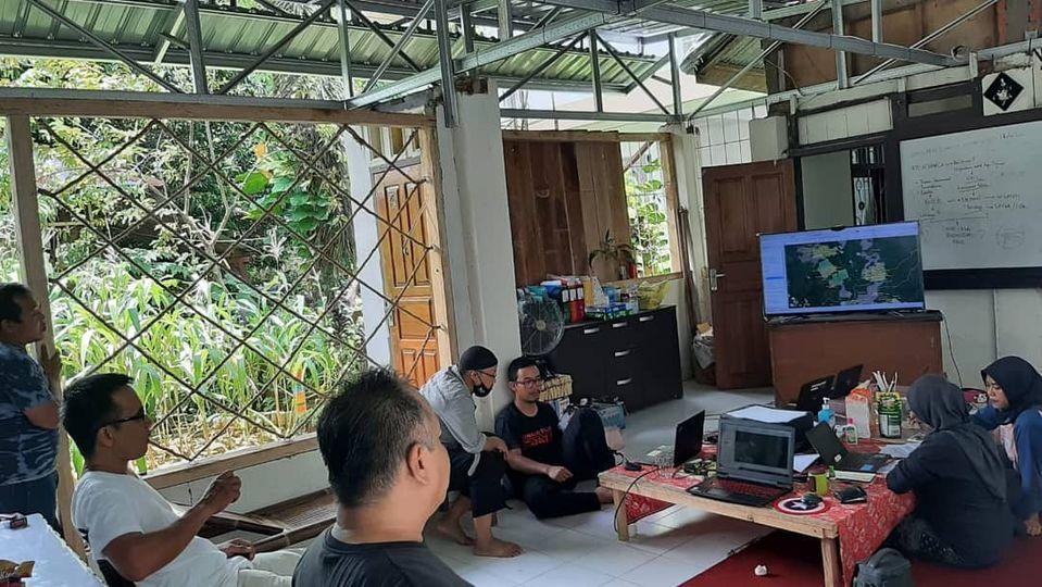 Penyiapan Data Spasial Sebagai Baseline Data dalam Penyusunan Model SLUP (Sustainable Land Use Planning) di Kabupaten Konawe Utara